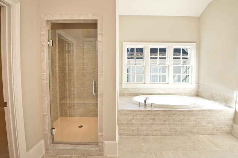 Master Tub Shower