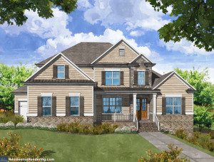 Manchester Muirfield Lot 12 rendering
