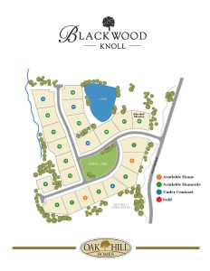 Blackwood Knoll Site Plan Oak Hill-jpeg